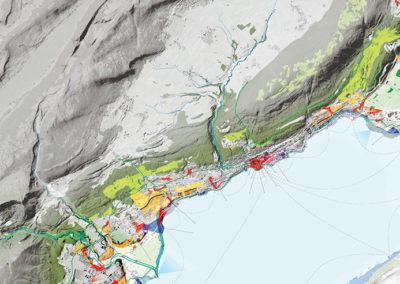 Plan Directeur Régional de la COMUL – Neuchâtel