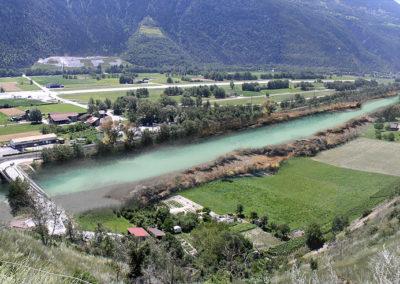 Rhône 3 – Lignes directrices – Valais