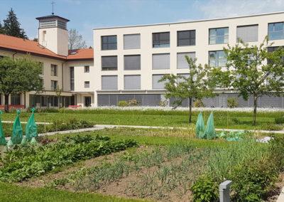 Jardin des soeurs d'Ingenbohl – Fribourg