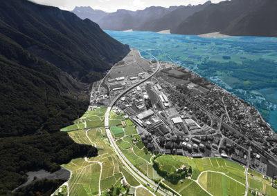 Projet d'Agglomération II Rivelac – Riviera Vaud