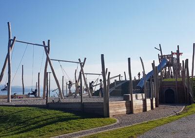 Parc Quai Milliquet / Place de jeux